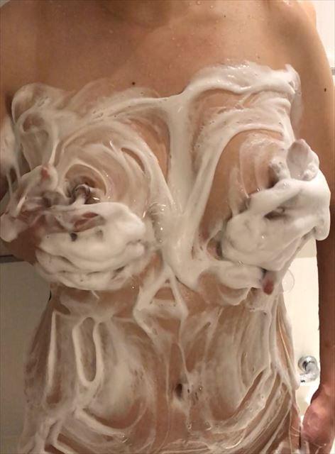 泡洗体イメージ